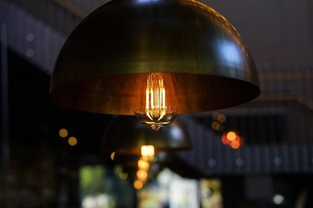 lamp vervangen